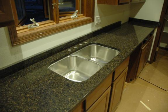 Middleton green home a wisconsin energy star home and for How much do granite remnants cost