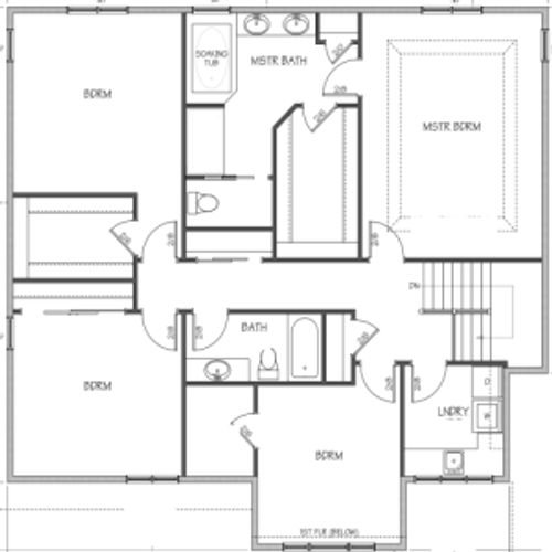 Building plans middleton green home Home builders house plans
